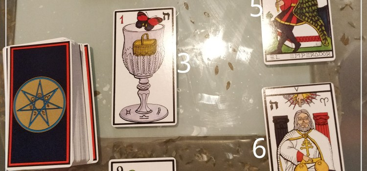 Tarot with a little Spanish Flavour