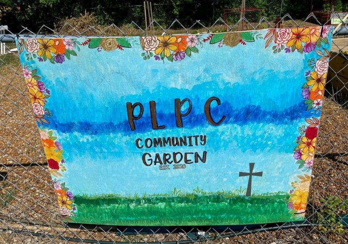 PLPC Garden