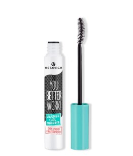 Essence Máscara Pestañas You Better Work! Volume & Curl | Prieto.es