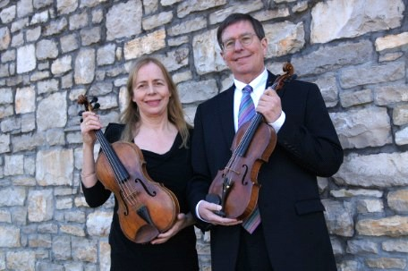 Monika Clemann et Robert Zimanski