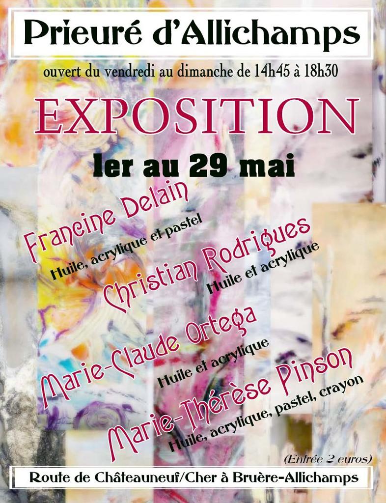 Affiche Expo Mai 2016s