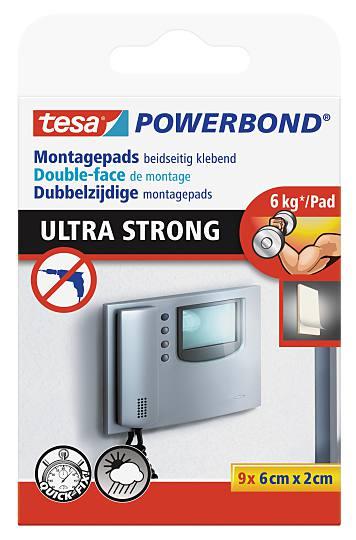 Tesa Powerbond Ultra Strong Pads Prifix