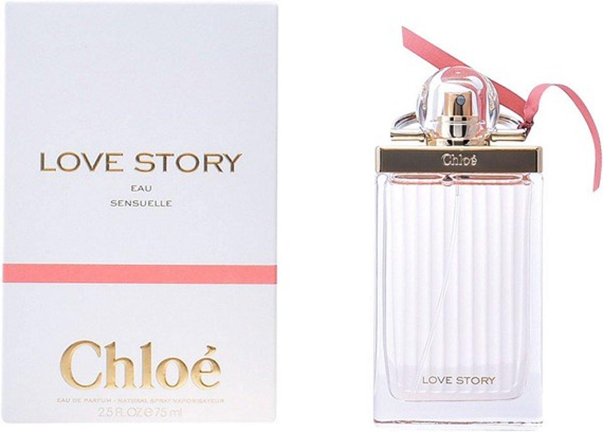Chlo Love Story Eau Sensuelle Eau De Parfum Spray 50 Ml