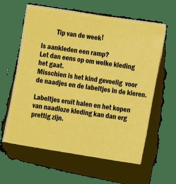 Tip van de week! wk 39 2012