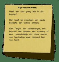 Tip van de week! wk36 2012