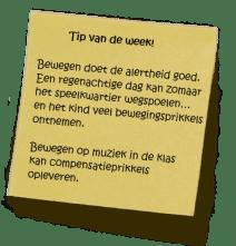Tip van de week! wk45