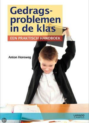 kaft gedragsproblemen in de klas