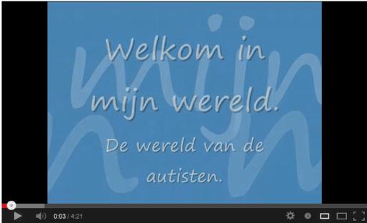 filmpje autisme