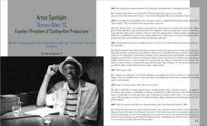 Artist Spotlight - The Little Black Book