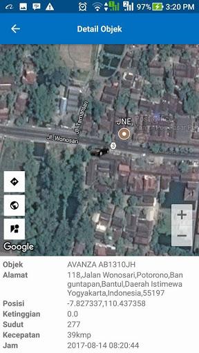 Aplikasi Tracking GPS Untuk Rental Mobil, Mitra GPS.