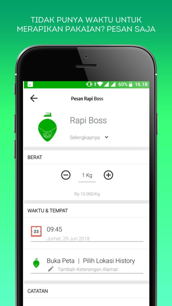 Aplikasi Ala Go Life, Beres Boss Siap Menyerbu Indonesia