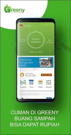 Aplikasi Greeny