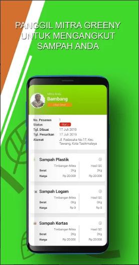 Aplikasi Greeny – Siap Membuat Senang Warga Jawa Barat