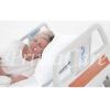 Hospital Bed - Electric - ICU - Adjustable - Hi Low - 5010 Elite - Backrest adjustment