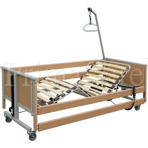 Hospital bed - Home Care bed - Electrically adjustable - L5