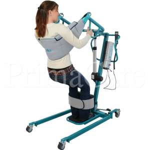 Patient lifter hoist - aks - Torneo - Electric - with person