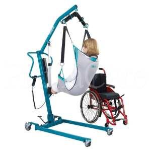 Patient lifter hoist - aks - foldy - for kids and children