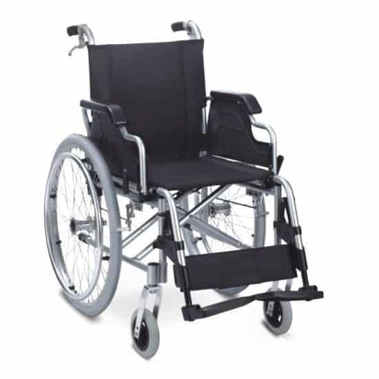 Wheelchair - Lightweight - Deluxe