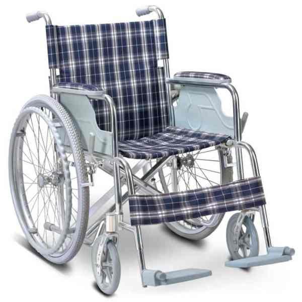 Wheelchair - Lightweight - Economic