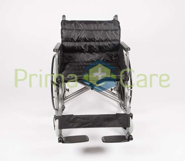 Wheelchair - Super Heavy Duty - front view