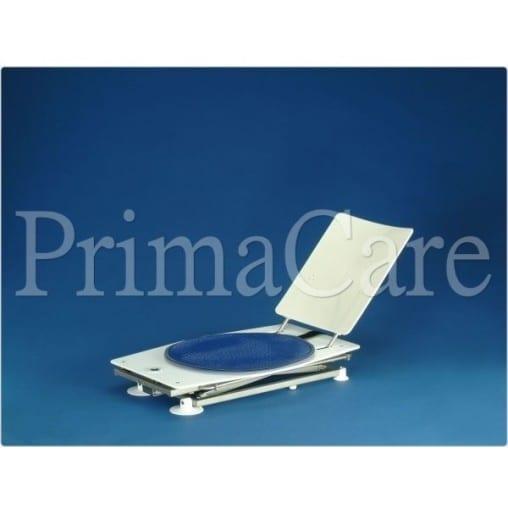 bath-lift-manual-height-adjustable-petermann-spring-drive-mechanism-lowered