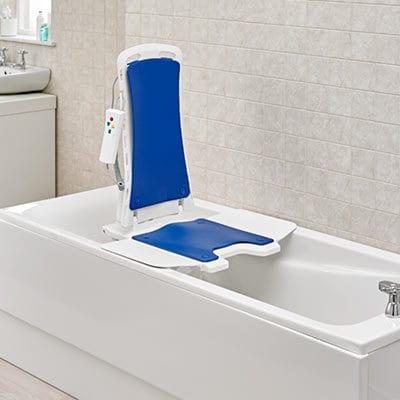 Drive Medical - Bella Vita - Bath Lift - In tub