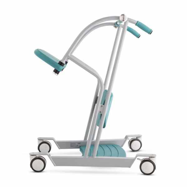 AMI - HandiCare - Sit to Stand Transfer Lifter - Side view