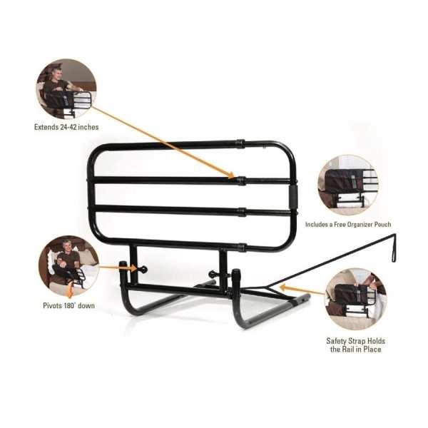 Bed-Rail-EZ-Adjustable-Features