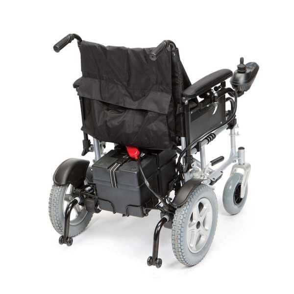 Electric Wheelchair - Drive Medical - Cirrus - Rear view
