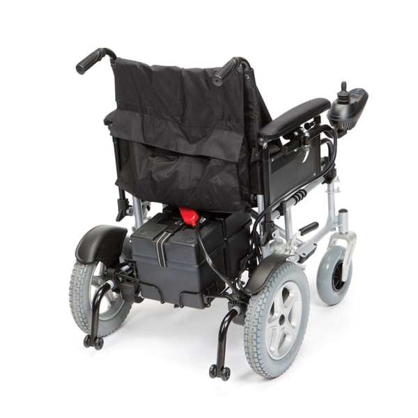 Electric Wheelchair - Drive Medical - Cirrus - Rear view