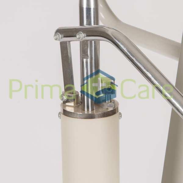 Patient Lifter - Manual - Hydraulic Mechanism