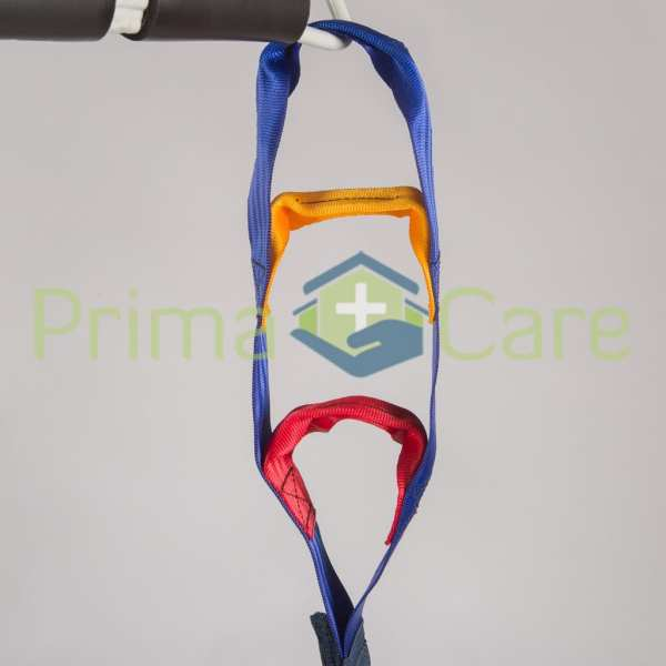 Patient Lifter - Manual - Hydraulic - Sling with hooks