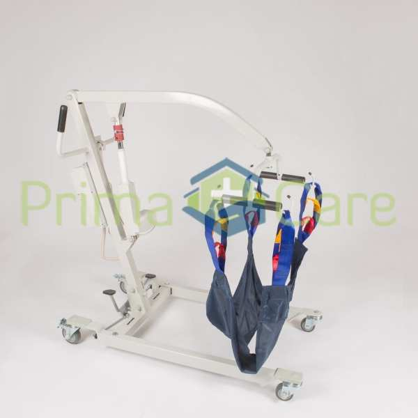 Patient lifter - Electric - Lowered