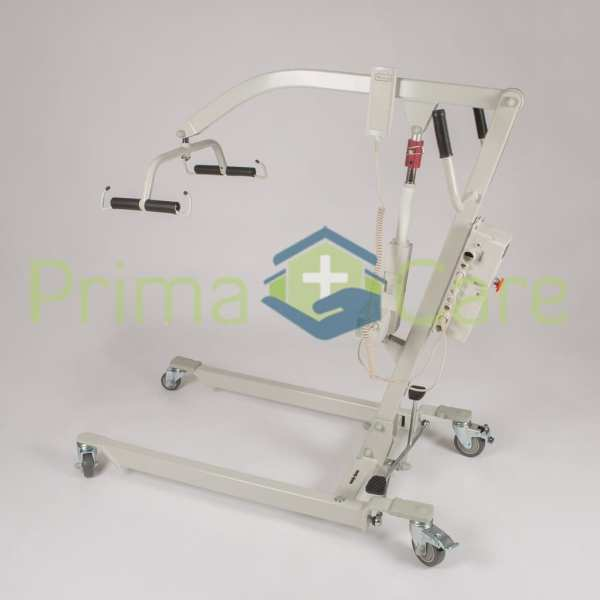 Patient lifter - Electric - Side view