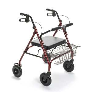 Rollator - Drive Medical - Bariatric - GoLite
