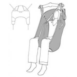 Sling - Drive Medical - Comfort - Illustration