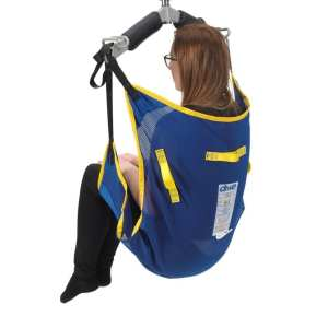 Sling - Drive Medical - Long Seat - Rear view