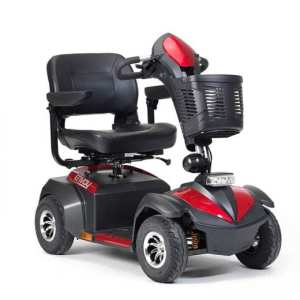 Mobility scooter - Drive M edical - Envoy - Red