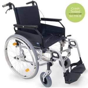Wheelchair - Drive Medical - Freetec Crash Tested