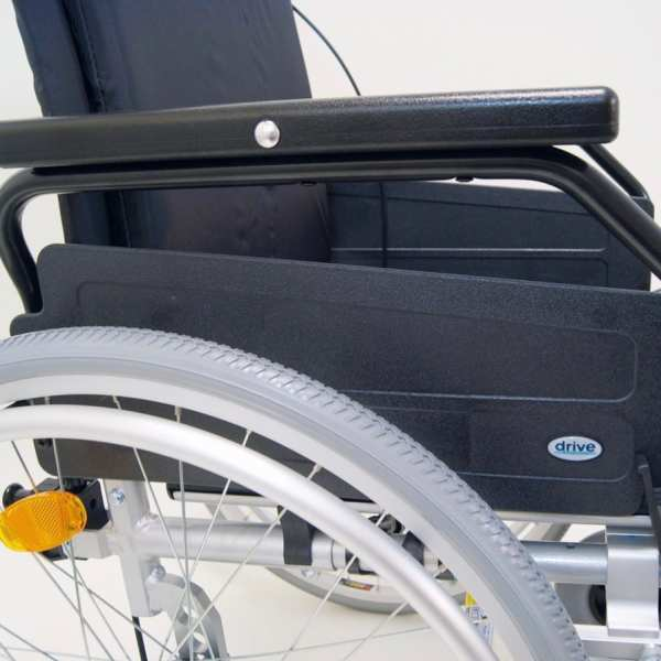 Wheelchair - Drive - Rotec - Side View