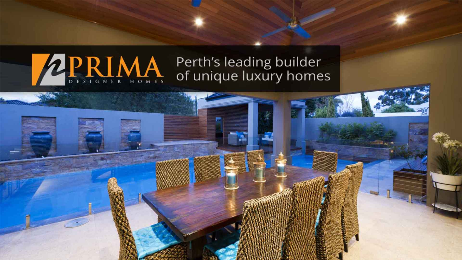 Video of Prima Cutom Home builder Video about the positive difference you experience when building with Prima Homes