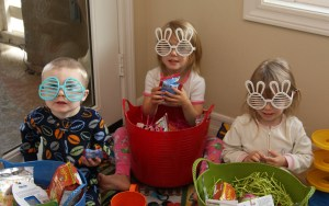 Reusable Storage Bucket Easter Baskets