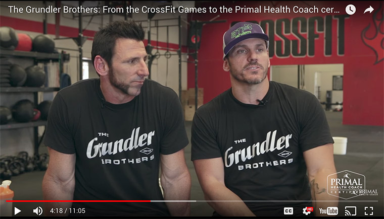 Primal health coach success story the grundler brothers primal blog malvernweather Image collections