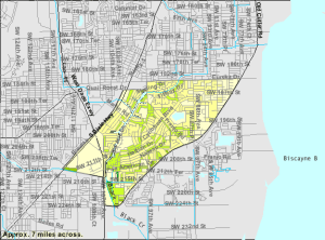 Cutler Bay Diet Delivery Zone
