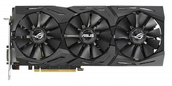 ASUS presenta le schede grafiche gaming della serie GeForce GTX 1070 Ti 1