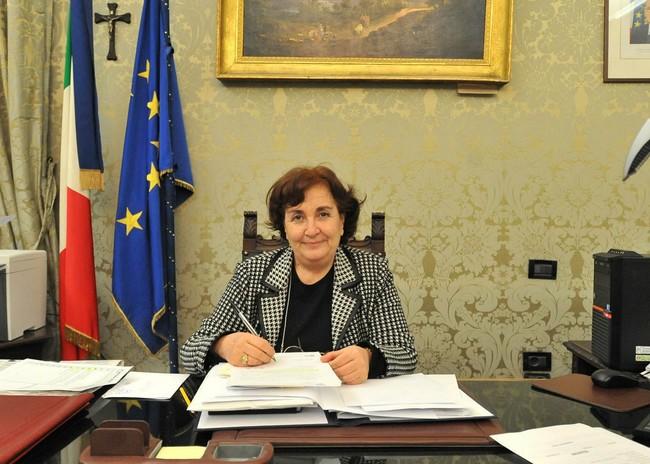 il prefetto di Caserta Carmela Pagano