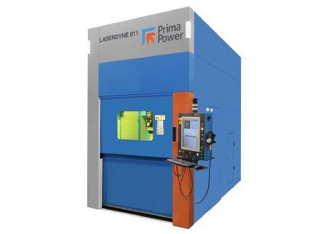 Introducing the Laserdyne 811