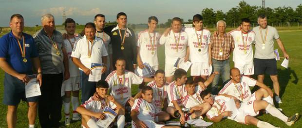 FC Panciu, echipa  fanion a județului Vrancea