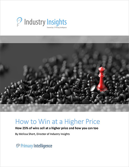 How to Win at a Higher Price