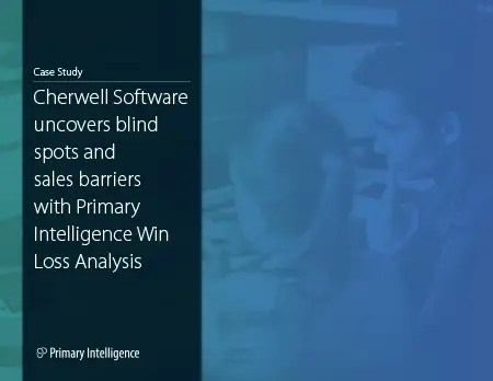 Case Study: Cherwell Software